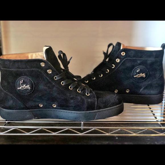 hot sale online 1750f 264dd Christian Louboutin Men Sneaker